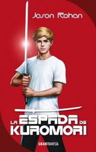 La espada de Kuromori; Jason Rohan